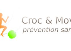Logo 'association Croc and Move